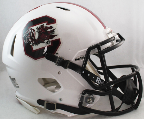 South Carolina Gamecocks Speed Football Helmet