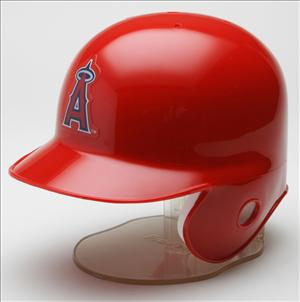 Anaheim Angels MLB Mini Batters Helmet <B>Discontinued</B>
