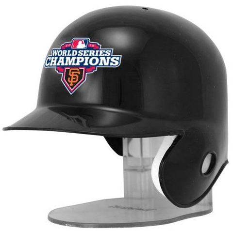 San Francisco Giants 2012 World Series MLB Mini Batters Helmet <B>Discontinued</B>