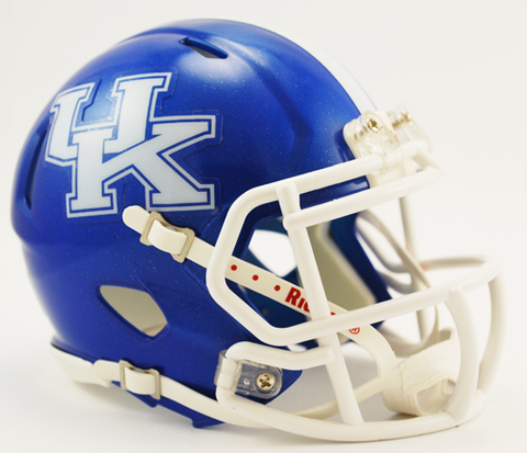 Kentucky Wildcats NCAA Mini Speed Football Helmet