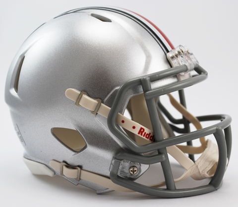 Ohio State Buckeyes NCAA Mini Speed Football Helmet