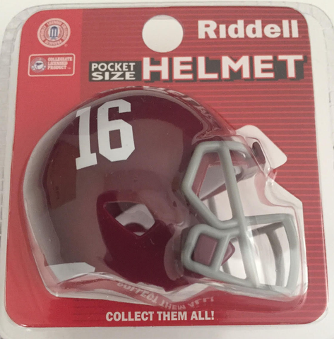 Alabama Crimson Tide Speed Pocket Pro