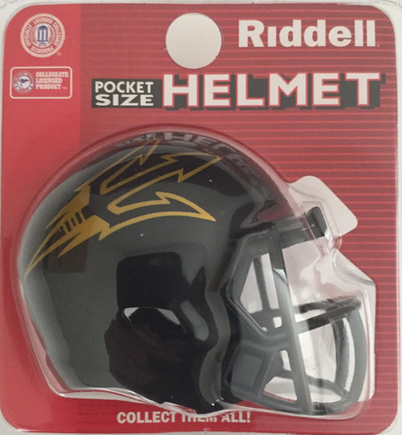 Arizona State Sun Devils Pocket Pro Riddell