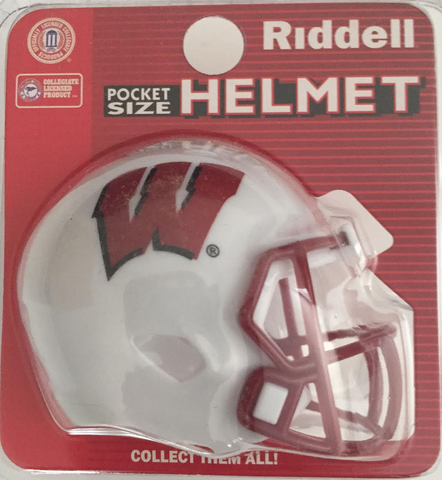 Wisconsin Badgers Speed Pocket Pro