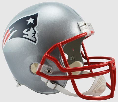 New England Patriots Full Size Replica Football Helmet
