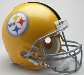 Pittsburgh Steelers 1962 Football Helmet