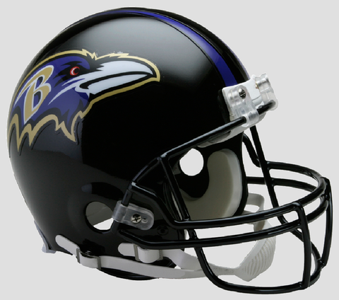Baltimore Ravens Football Helmet