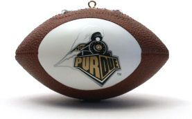 Purdue Boilermakers Ornaments Football