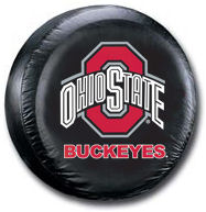 Ohio State Buckeyes Tire Cover