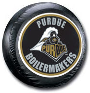 Purdue Boilermakers Tire Cover