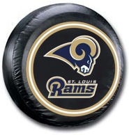 St. Louis Rams Tire Cover