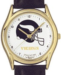Minnesota Vikings Watch Team Time