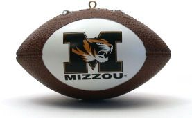 Missouri Tigers Ornaments Football
