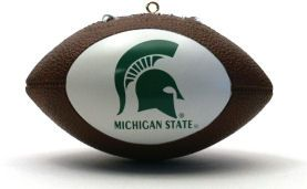 Michigan State Spartans Ornaments Football
