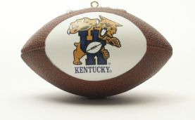 Kentucky Wildcats Ornaments Football