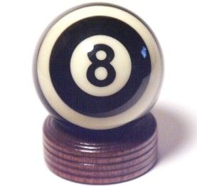 8 Ball Pool Ball <B>BLOWOUT SALE</B>