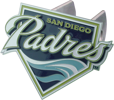 San Diego Padres Hitch Cover
