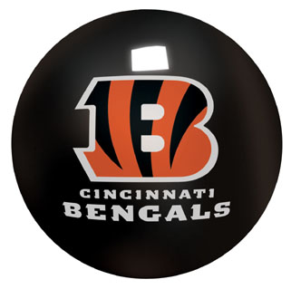 Cincinnati Bengals Pool Ball