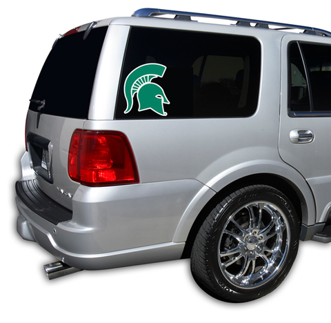 Michigan State Spartans Window Decal