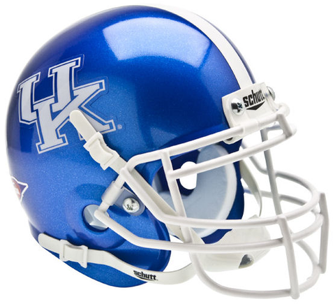 Kentucky Wildcats Mini XP Authentic Helmet Schutt