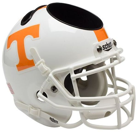Tennessee Volunteers Miniature Football Helmet Desk Caddy