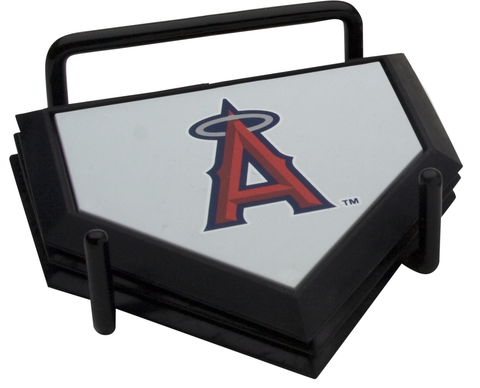 Anaheim Angels Coaster Set MLB