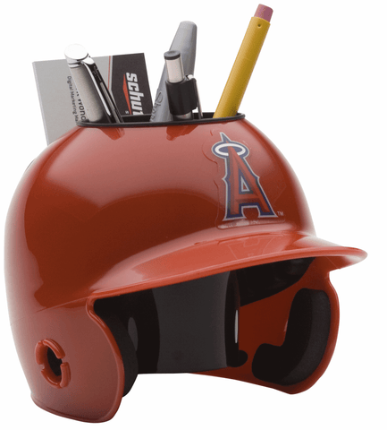 Anaheim Angels Miniature Batters Helmet Desk Caddy