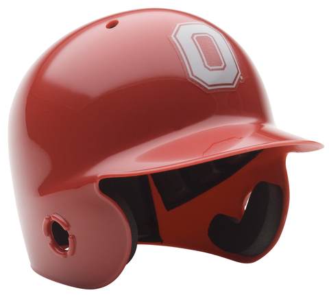 Ohio State Buckeyes Mini Batters Helmet