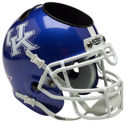 Kentucky Wildcats Miniature Football Helmet Desk Caddy