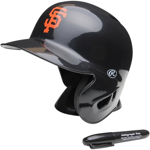 San Francisco Giants Rawlings Mini Replica Helmet