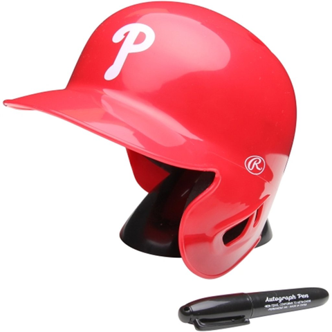 Philadelphia Phillies Rawlings Mini Replica Helmet
