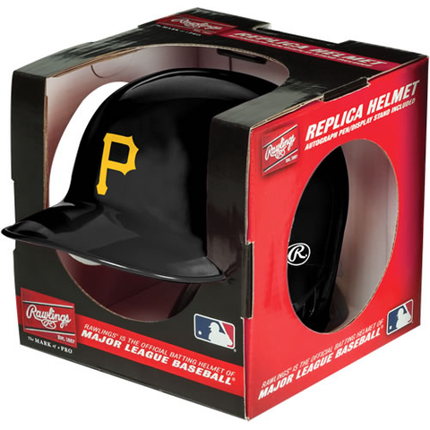 Pittsburgh Pirates Rawlings Mini Replica Helmet