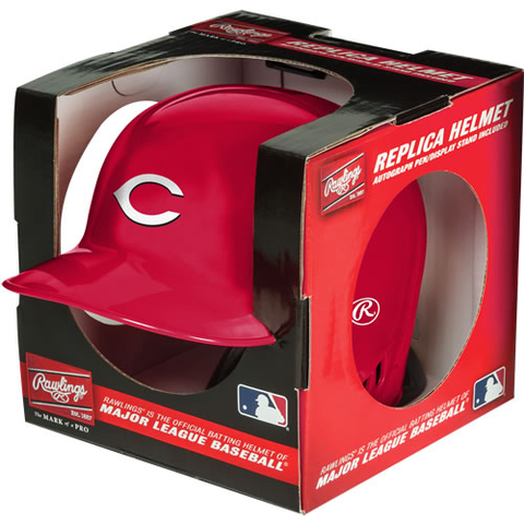 Cincinnati Reds Rawlings Mini Replica Helmet