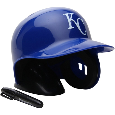 Kansas City Royals Rawlings Mini Replica Helmet