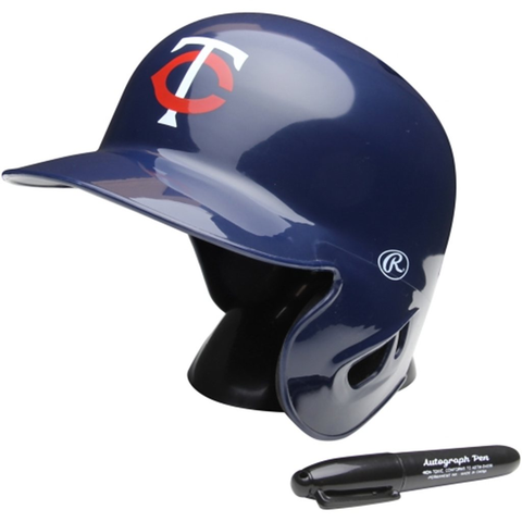 Minnesota Twins Rawlings Mini Replica Helmet