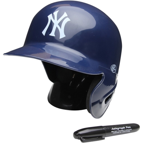 New York Yankees Rawlings Mini Replica Helmet