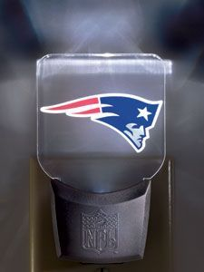 New England Patriots Night Light