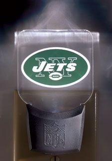 New York Jets Night Light
