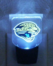 Jacksonville Jaguars Night Light