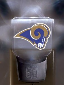 St. Louis Rams Night Light