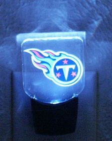 Tennessee Titans Night Light