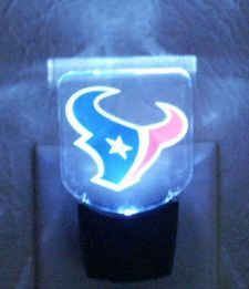 Houston Texans Night Light