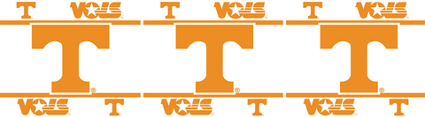 Tennessee Volunteers Wallpaper Border