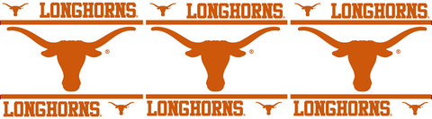 Texas Longhorns Wallpaper Border <B>12 left</B>