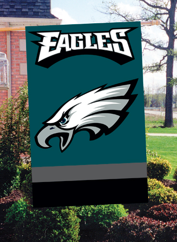 Philadelphia Eagles Outdoor Flag <B>BLOWOUT SALE</B>