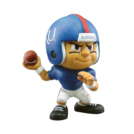 Kansas Jayhawks Lil Teammates Quarterback <B>BLOWOUT SALE</B>