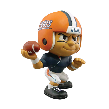 Illinois Fighting Illini Lil Teammates Quarterback <B>BLOWOUT SALE</B>