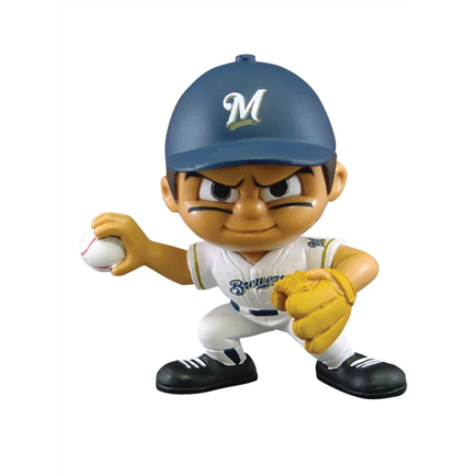 Milwaukee Brewers Lil Teammates Pitcher <B>BLOWOUT SALE</B>