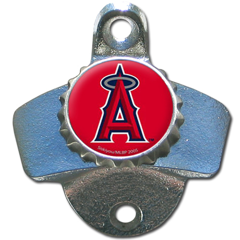 Anaheim Angels Wall Mounted Bottle Opener