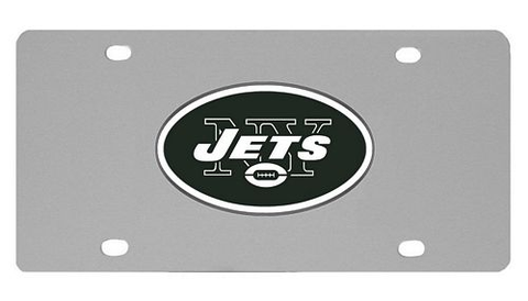 New York Jets Logo License Plate